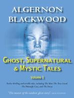 Ghost, Supernatural & Mystic Tales Vol 3