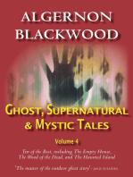 Ghost, Supernatural & Mystic Tales Vol 4