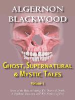 Ghost, Supernatural & Mystic Tales Vol 5