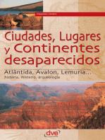 Ciudades, lugares y continentes desaparecidos