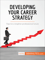 Developing Your Career Strategy