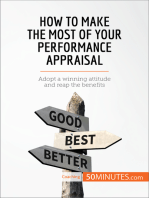 How to Make the Most of Your Performance Appraisal