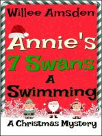 Annie's 7 Swans A Swimming