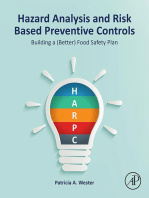 Hazard Analysis and Risk Based Preventive Controls