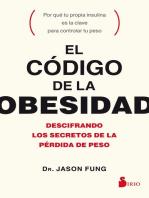 El código de la obesidad: Descifrando los secretos de la pérdida de peso