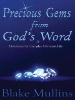 Precious Gems from God's Word