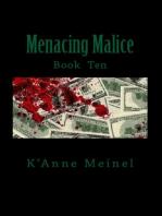 Menacing Malice