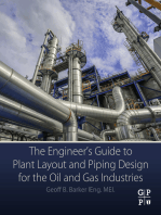 The Engineer's Guide to Plant Layout and Piping Design for the Oil and Gas Industries