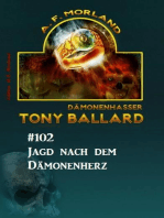 Tony Ballard #102 - Jagd nach dem Dämonenherz