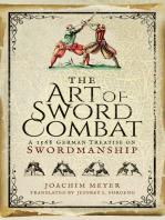 The Art of Sword Combat