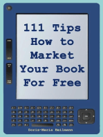 111 Tips How to Market Your Book for Free