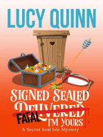 Signed, Sealed, Fatal, I'm Yours (Secret Seal Isle Mysteries, Book 6)