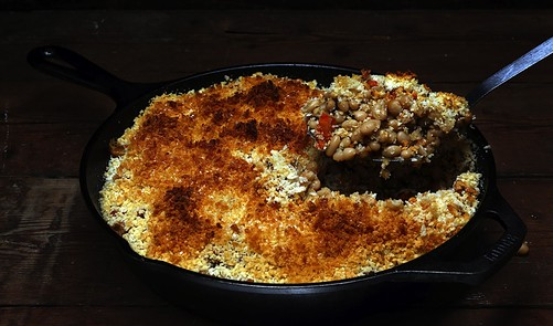 Its Casserole Season Celebrate With A Humble Bean Gratin Youll