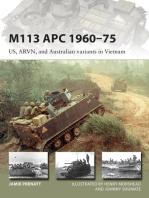 M113 APC 1960–75