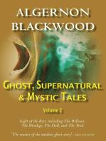 Ghost, Supernatural & Mystic Tales Vol 2