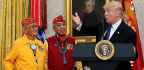 Trump's Most Egregious 'Pocahontas' Joke Yet