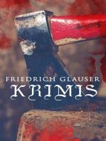 Friedrich Glauser-Krimis