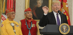 Trump's 'Pocahontas' Remark Is No Joke To Native Americans