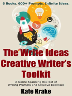 The Write Ideas Creative Writer's Toolkit: A Genre Spanning Box Set of Writing Prompts and Creative Exercises: The Write Ideas Series