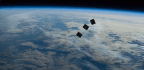 You'd Be Surprised How Often Space Junk Falls Out of the Sky