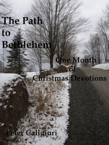 The Path to Bethlehem One Month of Christmas Devotions