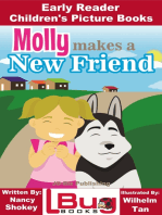 Molly Makes a New Friend