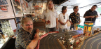 Slot Car Fans Find a Place to Race off a Beaten Track