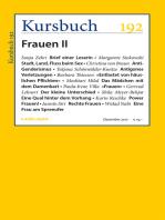 Kursbuch 192: Frauen II