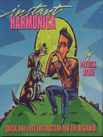 Instant Harmonica (Music Instruction): Quick and Easy Instruction for the Beginner