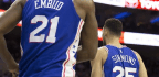 The 76ers' Great Basketball Experiment Is Paying Off