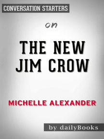 The New Jim Crow by Michelle Alexander | Conversation Starters