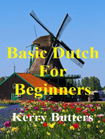 Basic Dutch For Beginners.