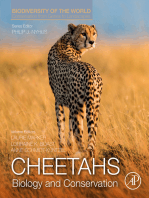 Cheetahs: Biology and Conservation: Biodiversity of the World: Conservation from Genes to Landscapes