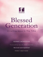 Blessed Generation (First Edition)