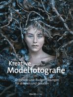 Kreative Modelfotografie