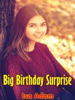 Big Birthday Surprise