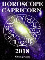 Horoscope 2018 - Capricorn