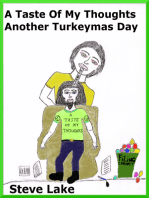 A Taste Of My Thoughts Another Turkeymas Day