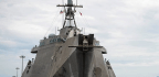 Navy Wants Small Warships That Pack a Bigger Punch