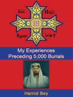 My Experiences Preceding 5,000 Burials
