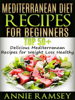 Mediterranean Diet Recipes for Beginners