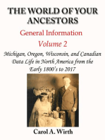 The World of Your Ancestors - General Information - Volume 2