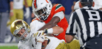 Notre Dame To Play LSU In Citrus Bowl
