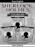 Sherlock Holmes Easy-English 3-in-1 Box Set