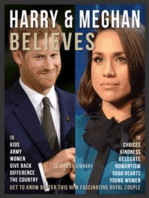 Harry & Meghan Believes - Prince Harry and Meghan Quotes