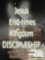 Jesus End-times Kingdom Discipleship