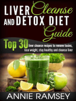 Liver Cleanse and Detox Diet Guide