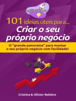 101 ideias úteis para... Criar o seu próprio negócio