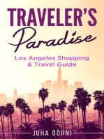 Traveler's Paradise - Los Angeles Shopping & Travel Guide 2018