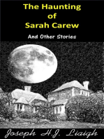 The Haunting Of Sarah Carew And Other Stories